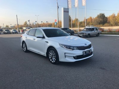 Kia Optima 2018 г., 2.0л., Автомат,