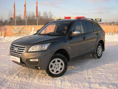 Lifan X60 2014 г., Кроссовер, 1.8 л., Бензин