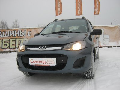 Лада Калина 2014 г., Универсал, 1.6 л., Бензин