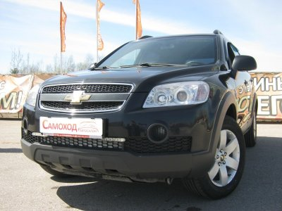 Chevrolet captiva 2011 г., 2.4л., Механика,