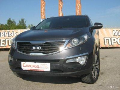 Kia Sportage 2013 г., 2.0л., -,