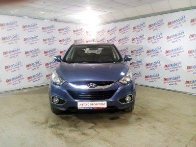 Hyundai IX35 2012 г., 2.0л., Автомат,