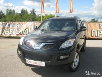 GreatWall Hover  2013 г., 2.4л., Механика,