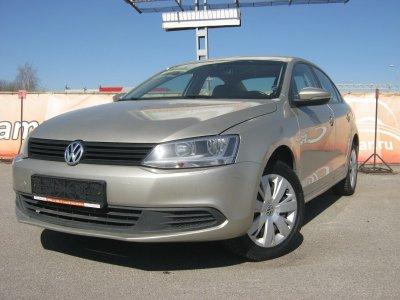 Volkswagen Jetta 2012 г., 1.6л., Автомат,