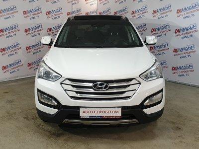 Hyundai Santa Fe 2013 г., 2.0л., Автомат,