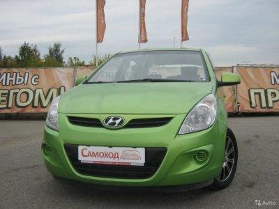 Hyundai i20 2010 г., 1.4л., Автомат,
