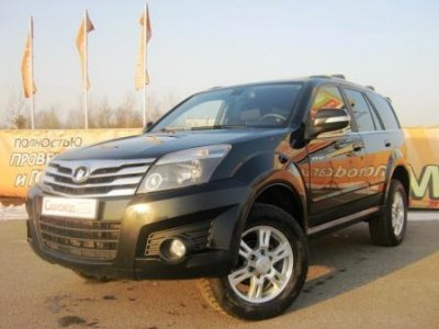 GreatWall Hover H3 2012 г., 2.0л., Механика,